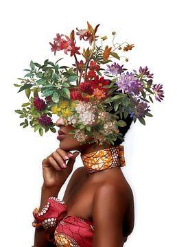 Floral Haircuts