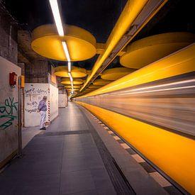 Wat is hier aan de hand (Berlijn) van Iman Azizi