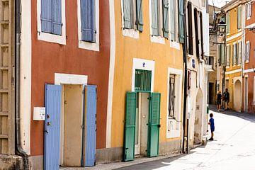 mediterraanse straatkleuren van rob creemers