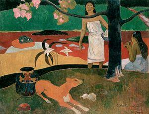 Pastorales Tahitiennes, Paul Gauguin von