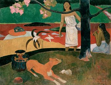 Pastorales Tahitiennes, Paul Gauguin