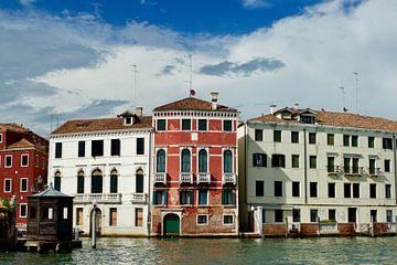 Häuser in Venetien von george vogelaar