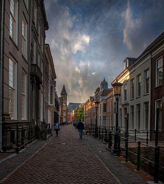 De Utrechtse Drift in de ochtend sur