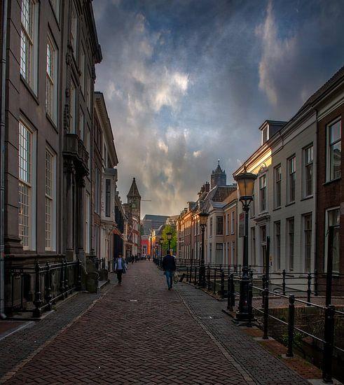 De Utrechtse Drift in de ochtend