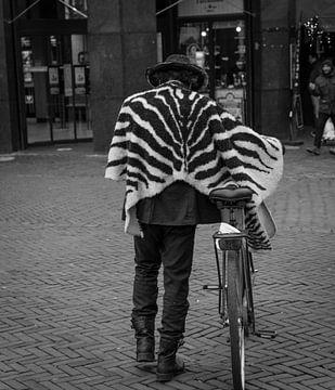 Straßenporträt von Bart van Lier