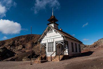 Calico Ghost Town van Keesnan Dogger Fotografie