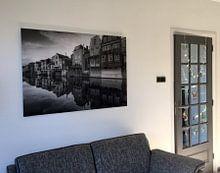 Klantfoto: Gorinchem Lingehaven van Jos Erkamp, op acrylglas