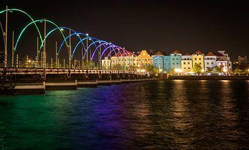 Willemstad by night
