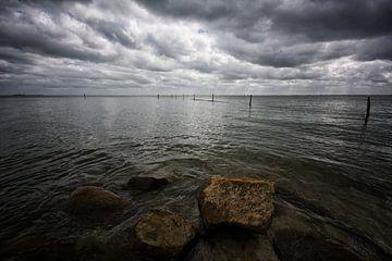 Waterfront Hoorn III van Mark Leek