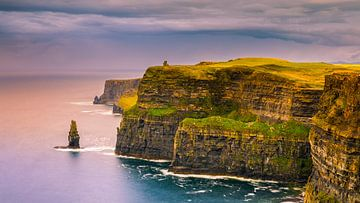 De kliffen van Moher, Ierland van Henk Meijer Photography
