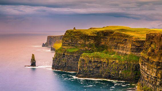 De kliffen van Moher, Ierland