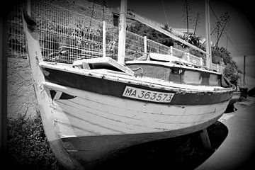 Barque marseillaise van Martine Affre Eisenlohr