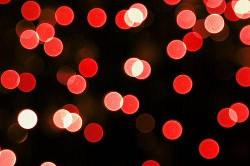 Rode lichtjes van Miranda van Hulst
