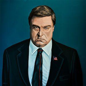 John Goodman Schilderij