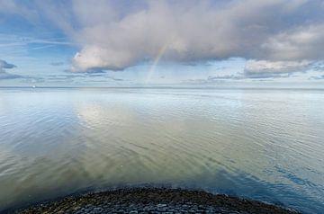 """""""Waar hemel en aarde het toneel delen"""" van Marnefoto .nl"""