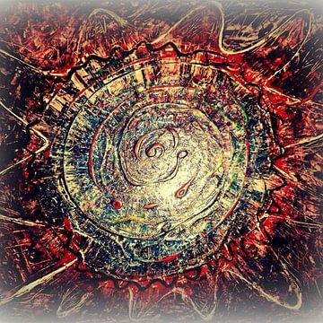 Licht in het heelal van Annabella Rharbaoui