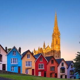 Cathédrale St Colman, Cobh sur Henk Meijer Photography