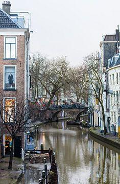 Oude Gracht, Utrecht van Danielle Bosschaart