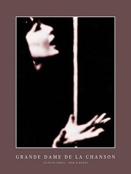 Grande Dame de la Chanson | Juliette Gréco van Dirk H. Wendt
