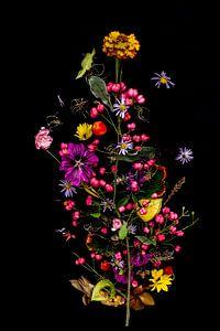 Blumenportett (Herbst)