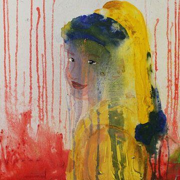 DICX Mädchen mit Tränen Cristina Pasaroiu 8.1 von