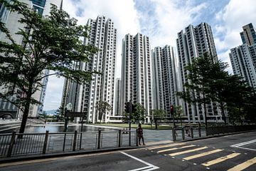 Appartements et entreprises à Hong Kong sur Mickéle Godderis