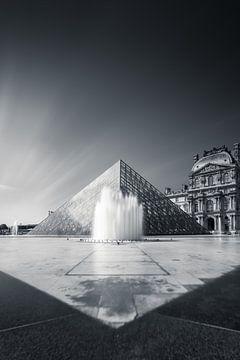 Louvre von Martijn Kort