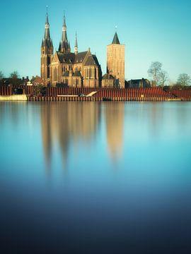 St-Martinuskerk Cuijk #2 (kleur) van Lex Schulte
