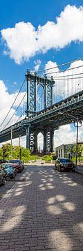 NEW YORK CITY Manhattan Bridge von Melanie Viola