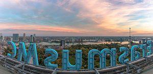 Panoramaview Rotterdam van