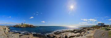 Der Nubble-Leuchtturm, Maine