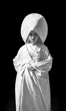 Japanse bruid van RUSSELL PEARSON