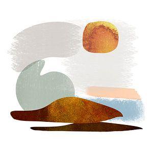 Danois 3 - Phoques sur la plage