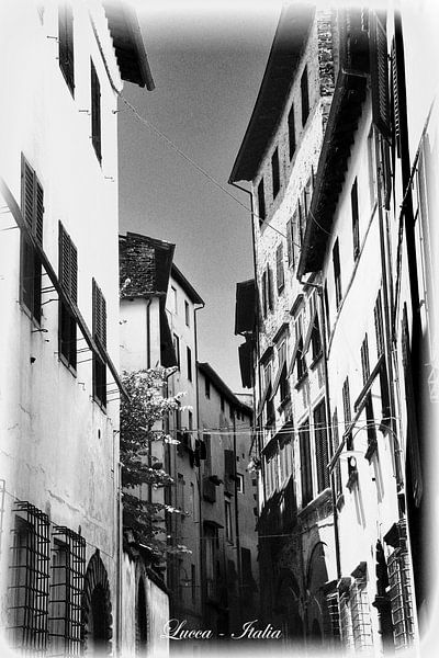 Toscane Lucca Italia van Hendrik-Jan Kornelis
