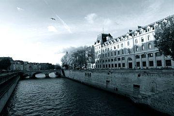 La Seine Paris von Jasper van de Gein Photography