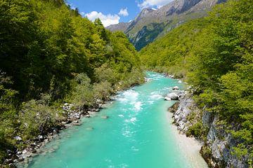 Soča rivier van Tim Vlielander