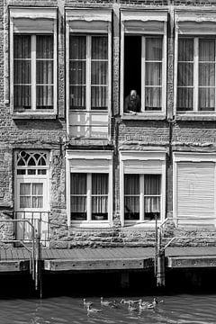 Old house von Henriëtte Hoffs
