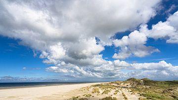Lucht, duinen en zee van Floris van Woudenberg