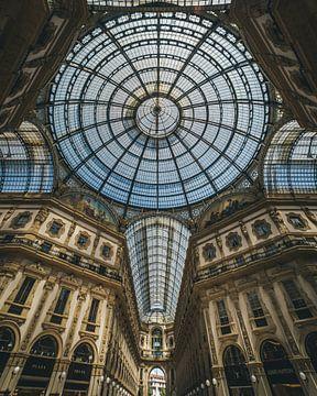 Italienische Architektur in Mailand von MAT Fotografie