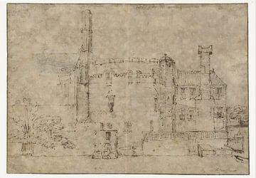 Der Swijgh Utrecht Turm in Amsterdam, Rembrandt van Rijn
