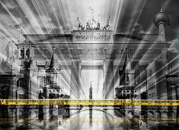 Berlin von Violetta Honkisz