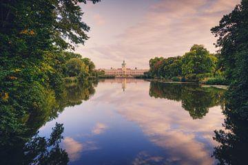 Paleis Charlottenburg - Vijverzicht van Skyze Photography by André Stein