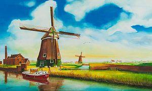 Mühlen Niederlande