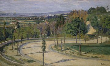 Armand Guillaumin~Les Umgebung von Paris
