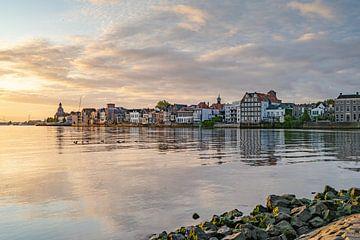 Scène urbaine Dordrecht sur Chris Es, van