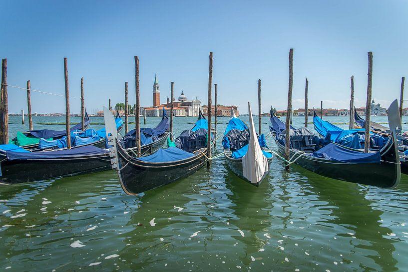 Venetië van Nico  Calandra