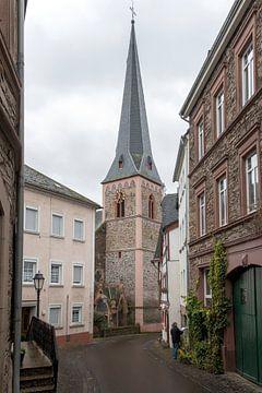Kerkje aan de Moezel