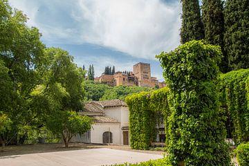 Granada, Alhambra von Anita Lammersma