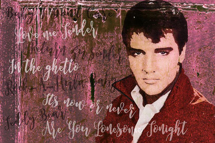Legenden - Elvis von Christine Nöhmeier