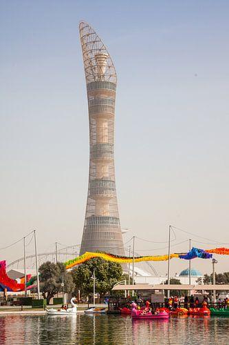 The Torch, Doha van Jan Schuler
